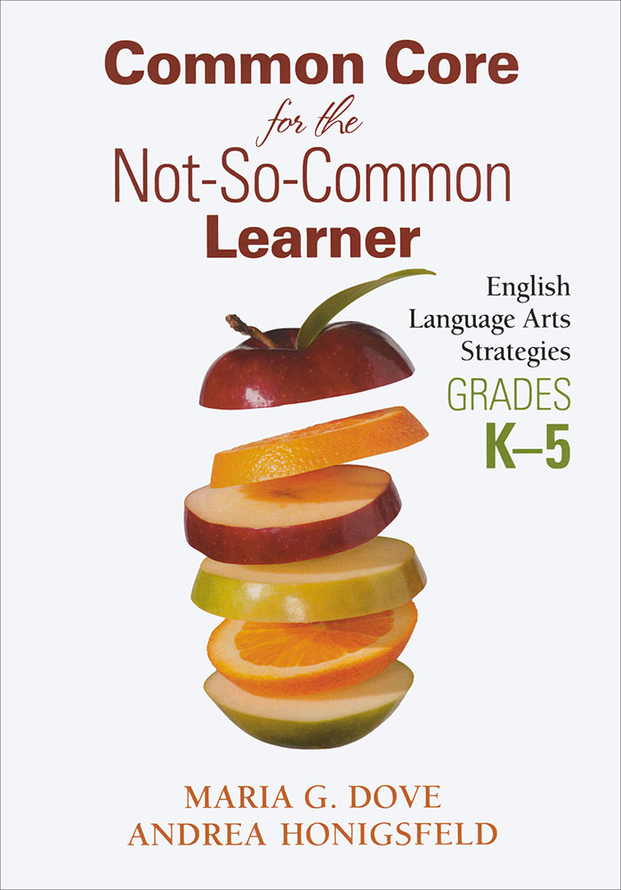 Common Core for the NOT So Common Learner Grades K-5 Resource Book