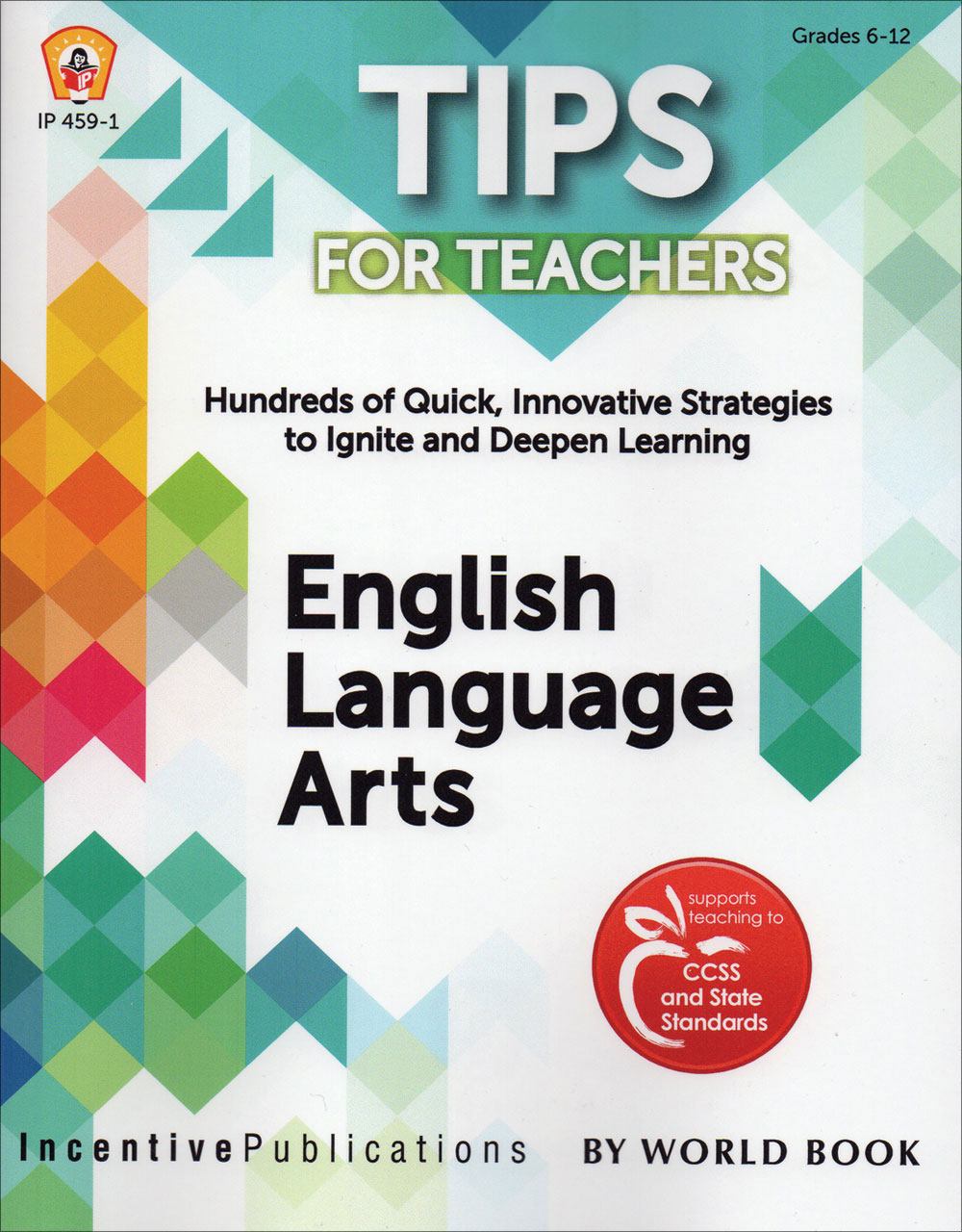 Tips for Teachers English Language Arts Book