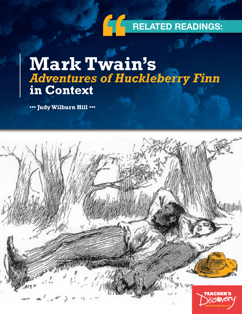 Related Readings: Mark Twain's Adventures of Huckleberry Finn in Context Book