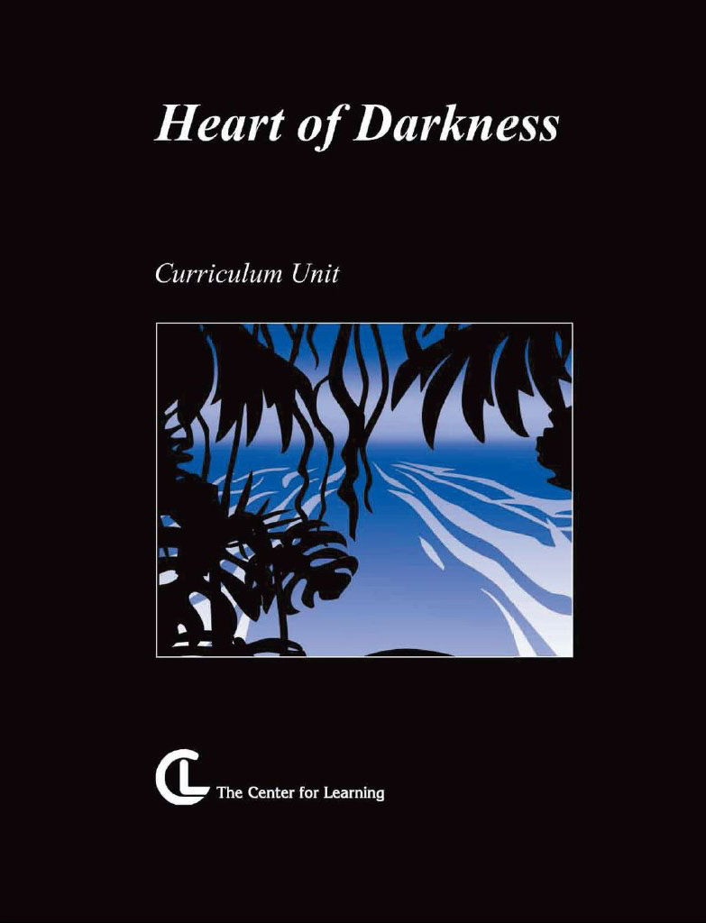 a literary analysis of heart of darkness by james conrad Joseph conrad's heart of darkness retells the story of marlow's job as an ivory transporter down the congo through his journey, marlow develops an intense inte.