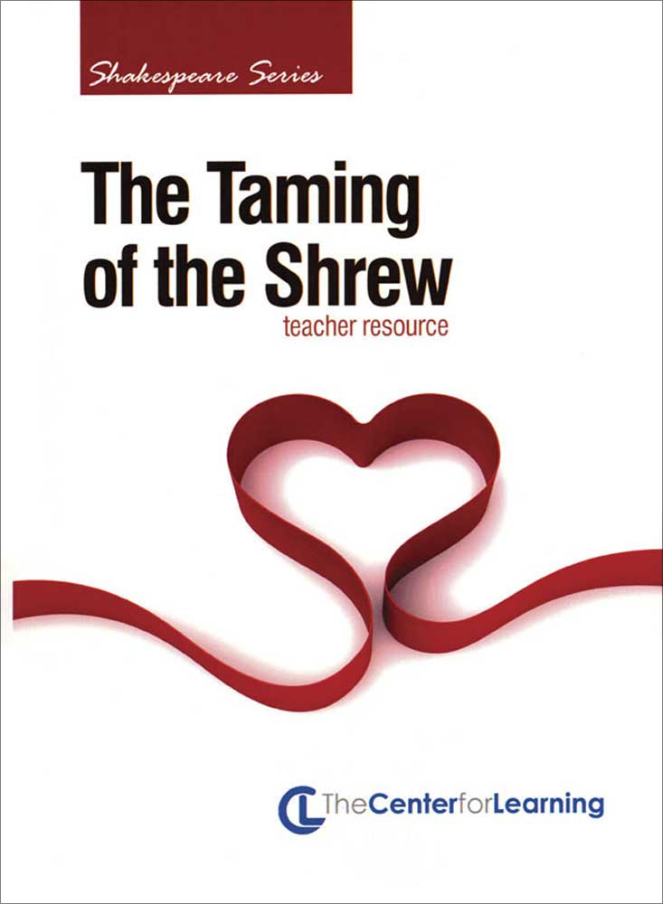 The Taming of the Shrew Curriculum Unit