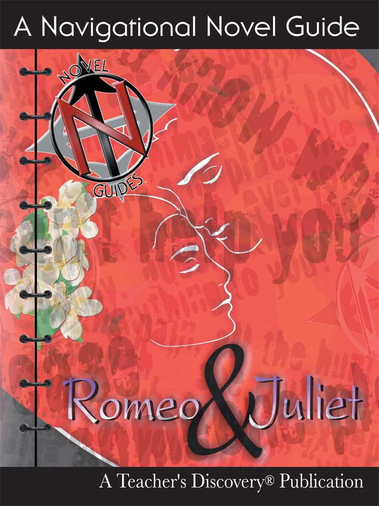 Romeo and Juliet Novel Guide Book