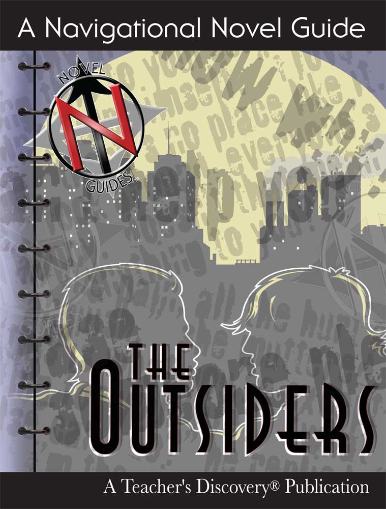 The Outsiders Novel Guide Book