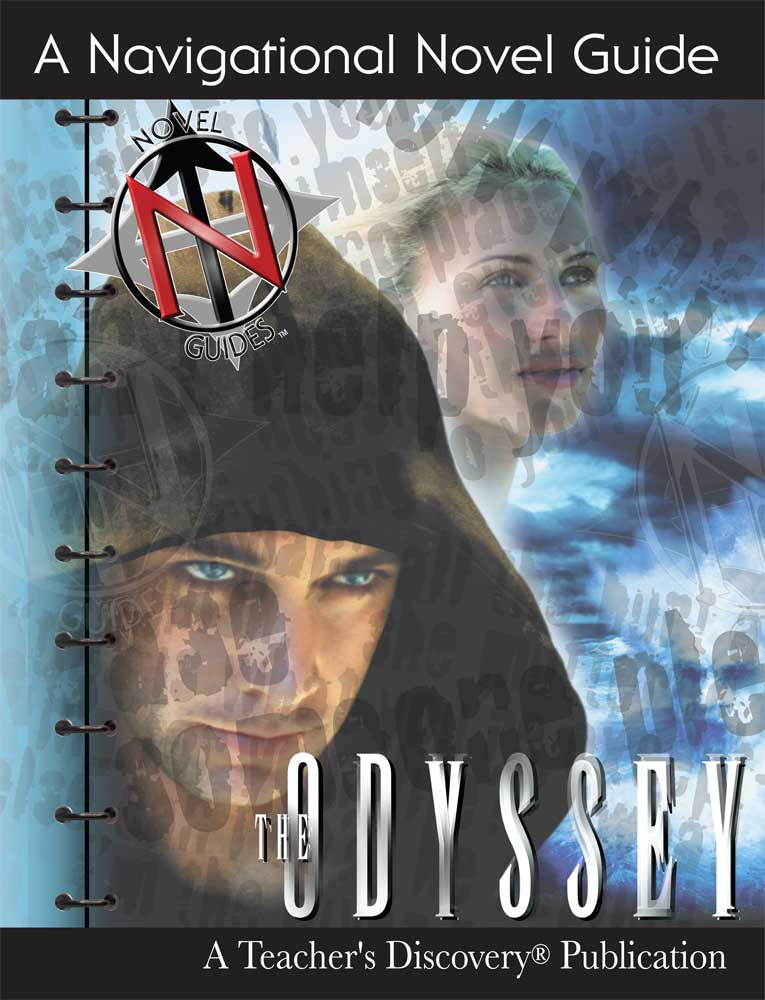 The Odyssey Novel Guide Book