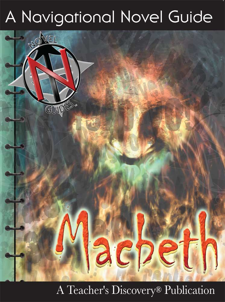 Macbeth Novel Guide Book