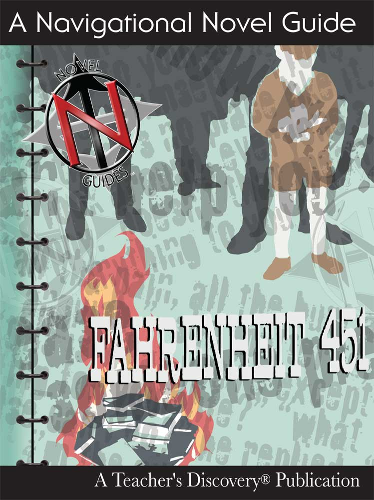 Fahrenheit 451 Novel Guide Book
