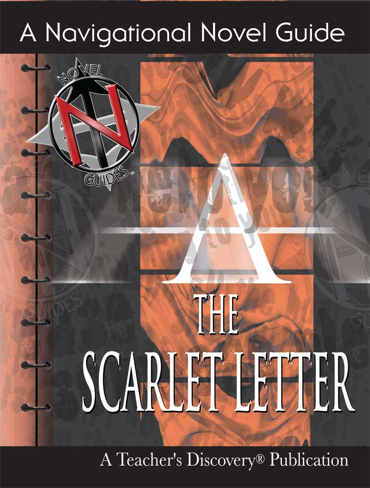 The Scarlet Letter Novel Guide Book
