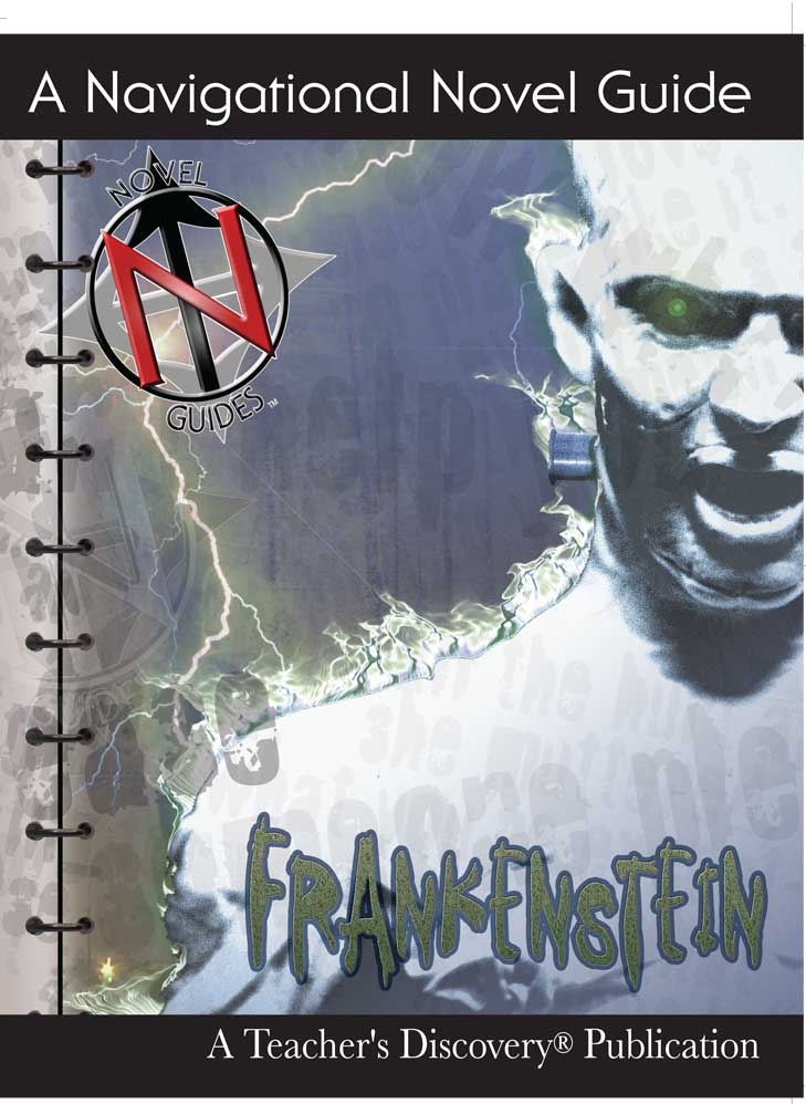 Frankenstein Novel Guide Book