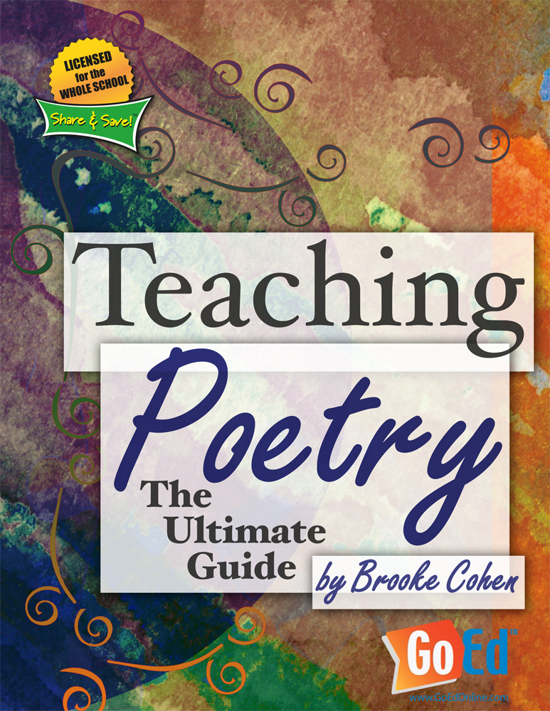 Teaching Poetry: The Ultimate Guide Book