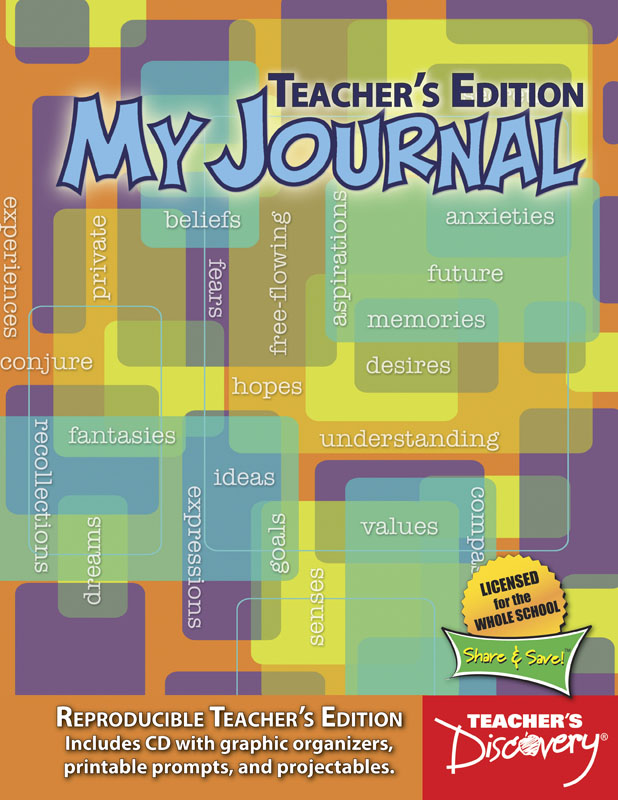 My Journal Teacher's Edition
