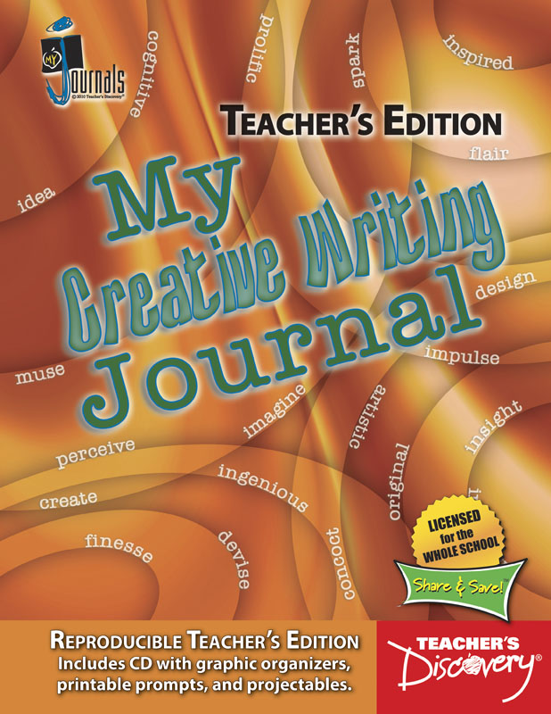 My Creative Writing Journal Teacher's Edition