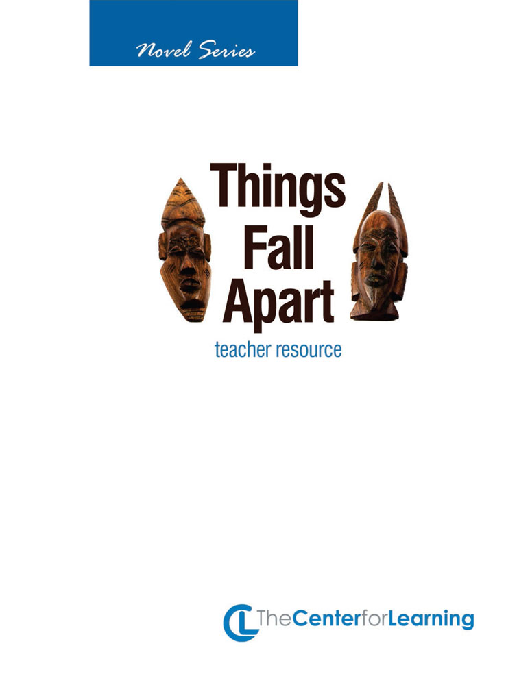 Things Fall Apart Curriculum Unit