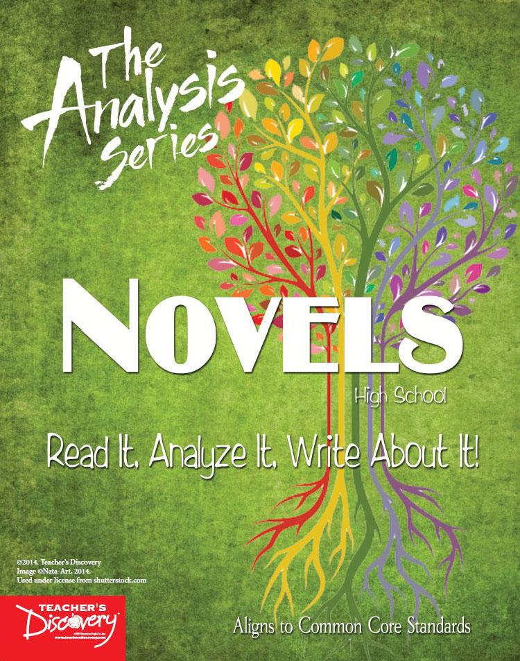 The Analysis Series: Novels High School Book
