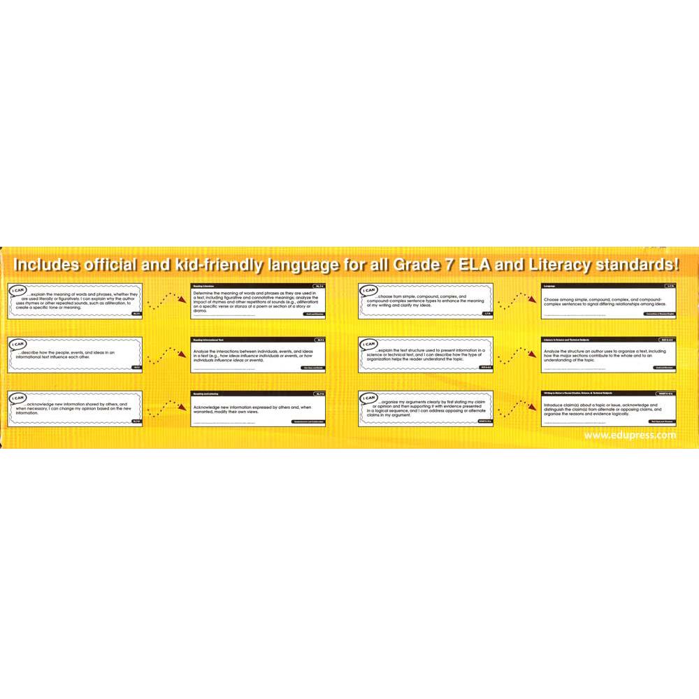 Common Core Display Strips Grade 7