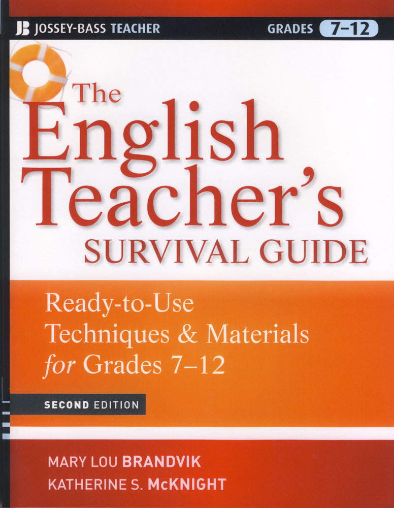 English Teacher's Survival Guide Book Grades 7-12