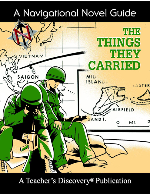 The Things They Carried Novel Guide Book