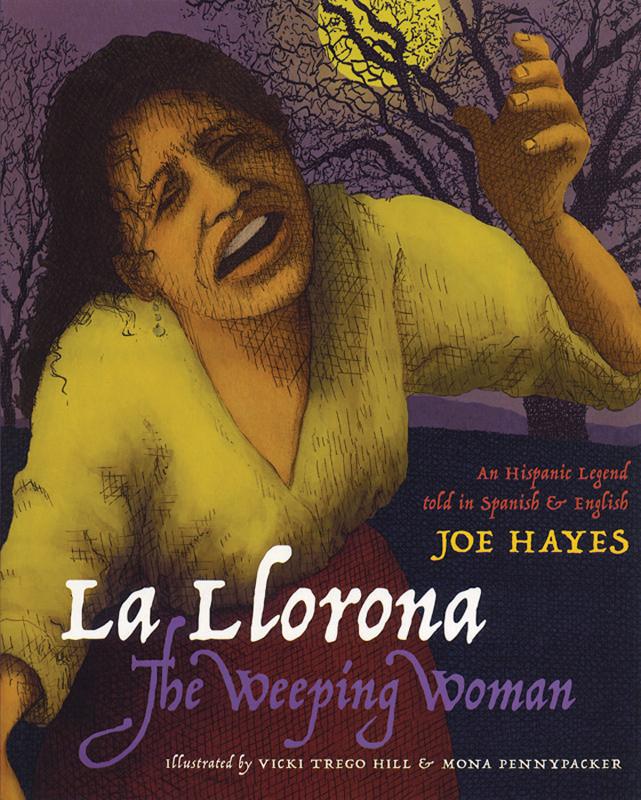 La Llorona (The Weeping Woman) Book