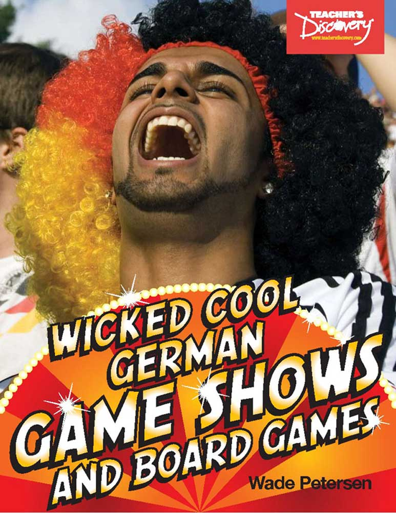Wicked Cool German Game Shows and Board Games Book