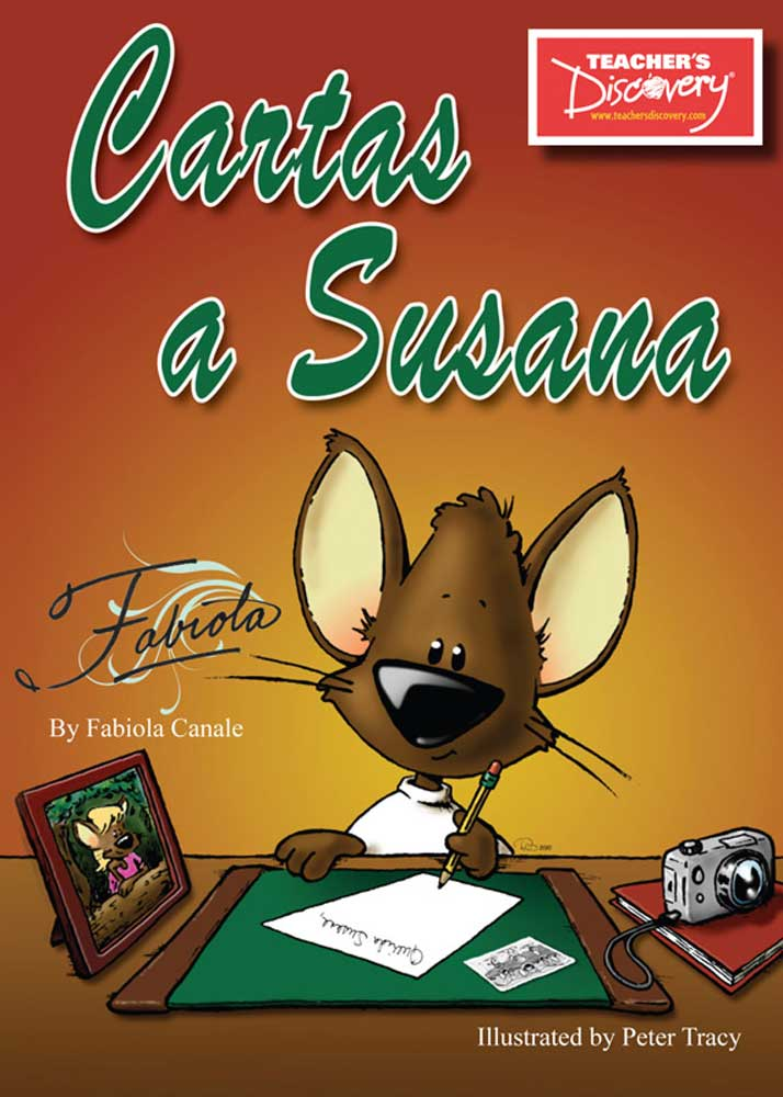 Cartas a Susana Intermediate Spanish Reader