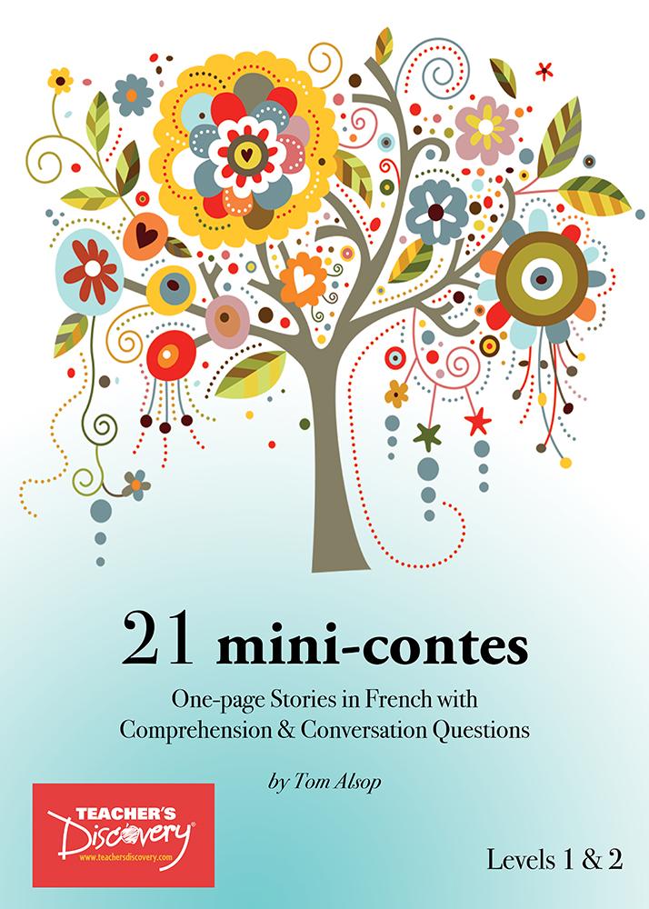 21 mini-contes French Reader