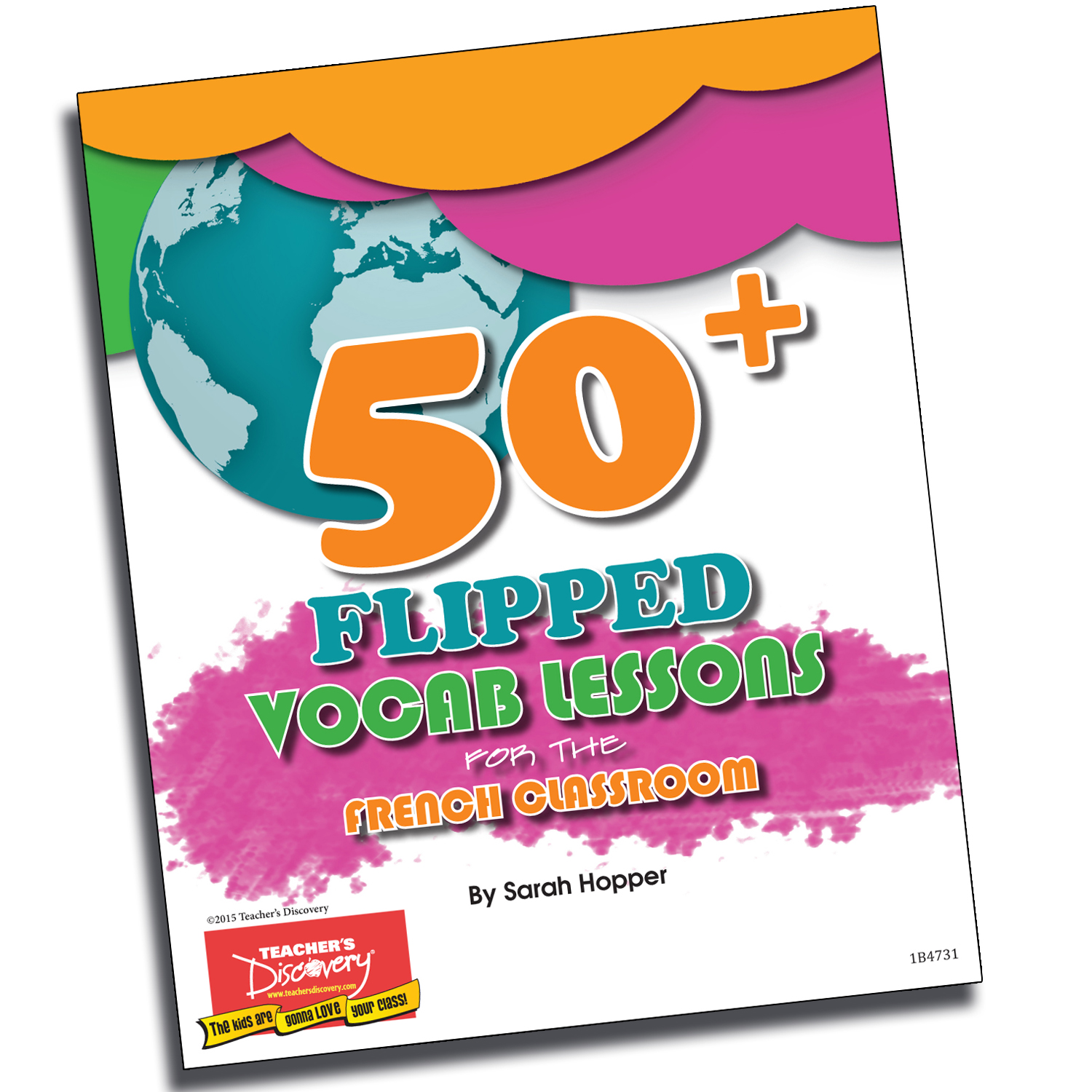 50+ Flipped Vocab Lessons for the French Classroom Book