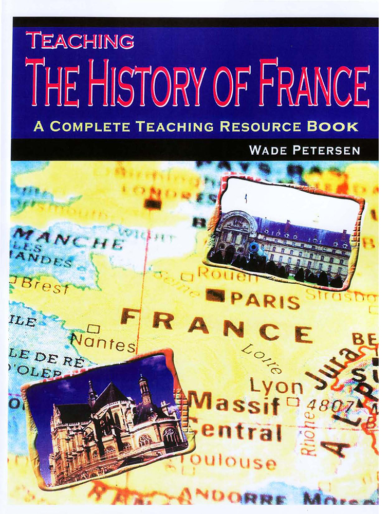 Teaching The History of France Book