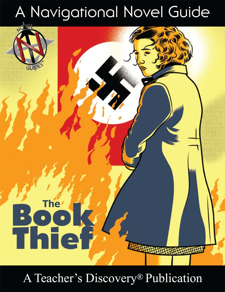 The Book Thief Novel Guide Book