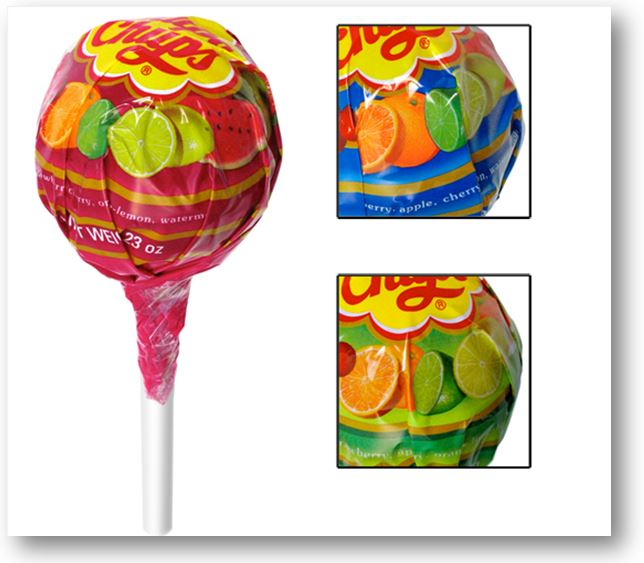 Chupa Chups Suckers - Set of 30