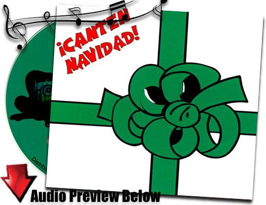 ¡Canten Navidad! Music CD