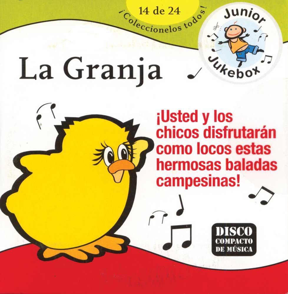La Granja CD