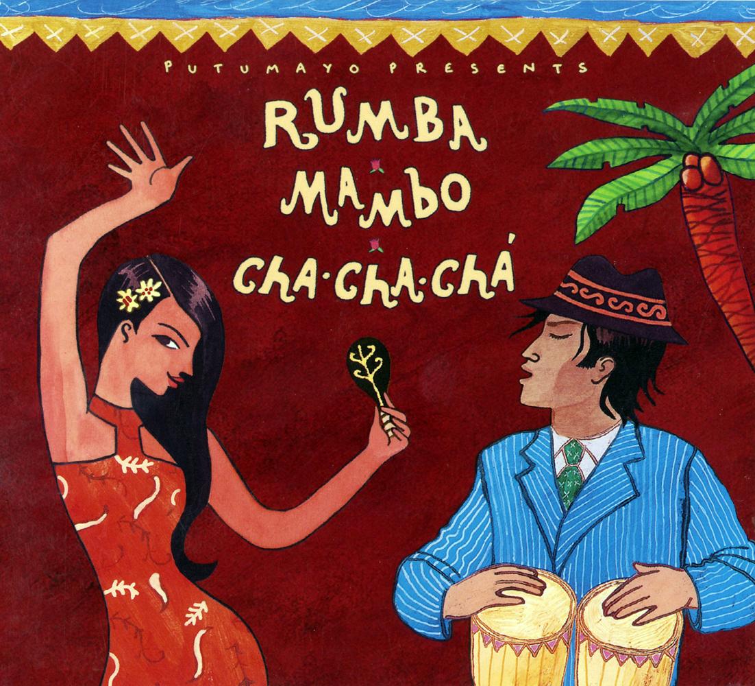 Putumayo Rumba Mambo Cha Cha Chá Spanish CD