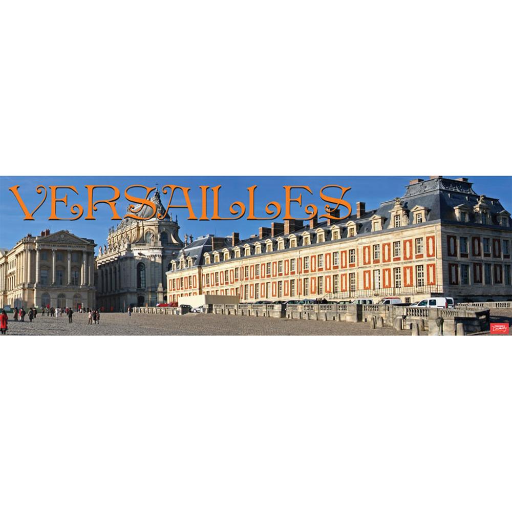 Versailles Panoramic Poster