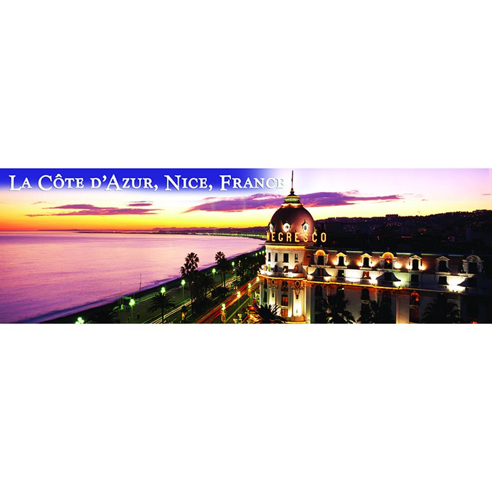 Nice, France Panoramic Poster