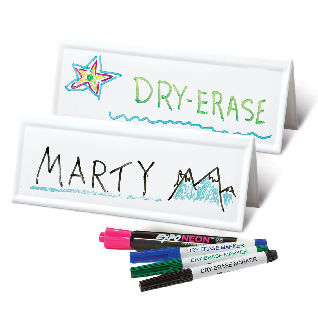 Reusable Name Card