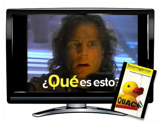 Interrogatives Spanish DVD