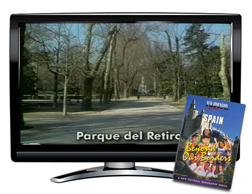Spain Beyond Borders DVD and Study Guide