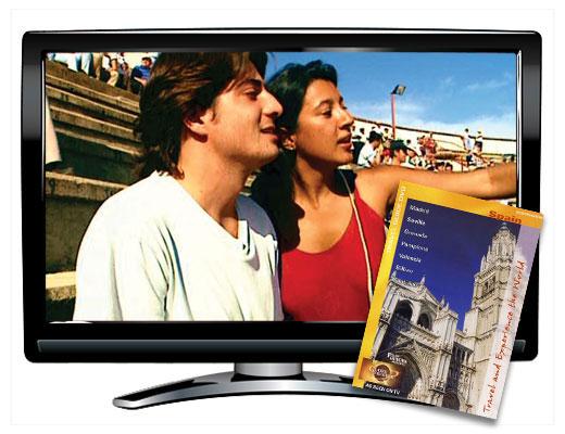 Globe Trekker™ Spain DVD