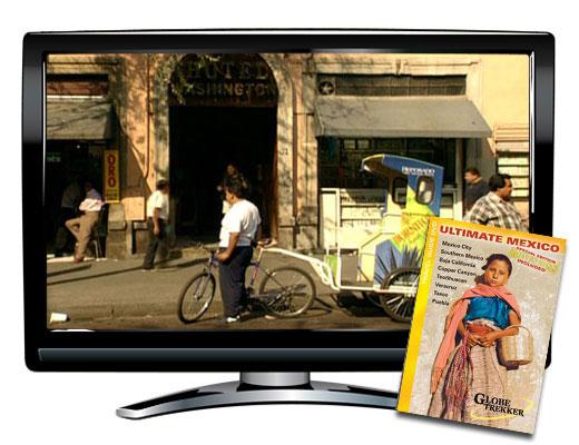 Ultimate Mexico Globe Trekker DVD