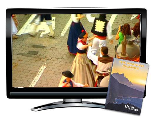 Globe Trekker™ The Spanish Islands DVD