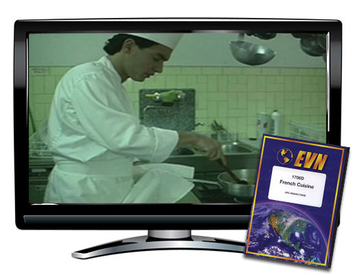 French Cuisine DVD