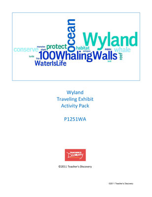 Wyland Activity Packet Download