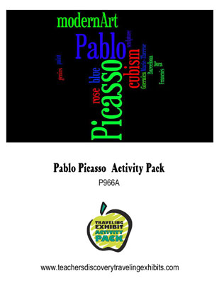 Pablo Picasso Activity Packet Download